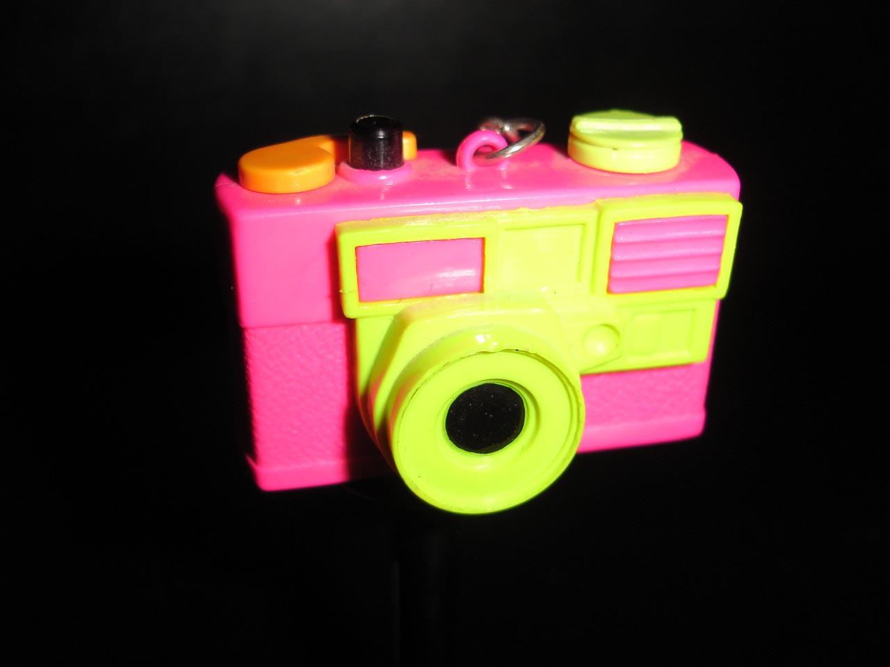 Key Ring Video Camera